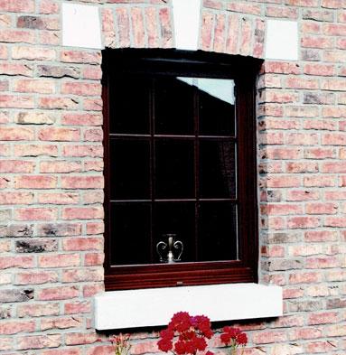 Woodgrain Effect Aluminium Windows