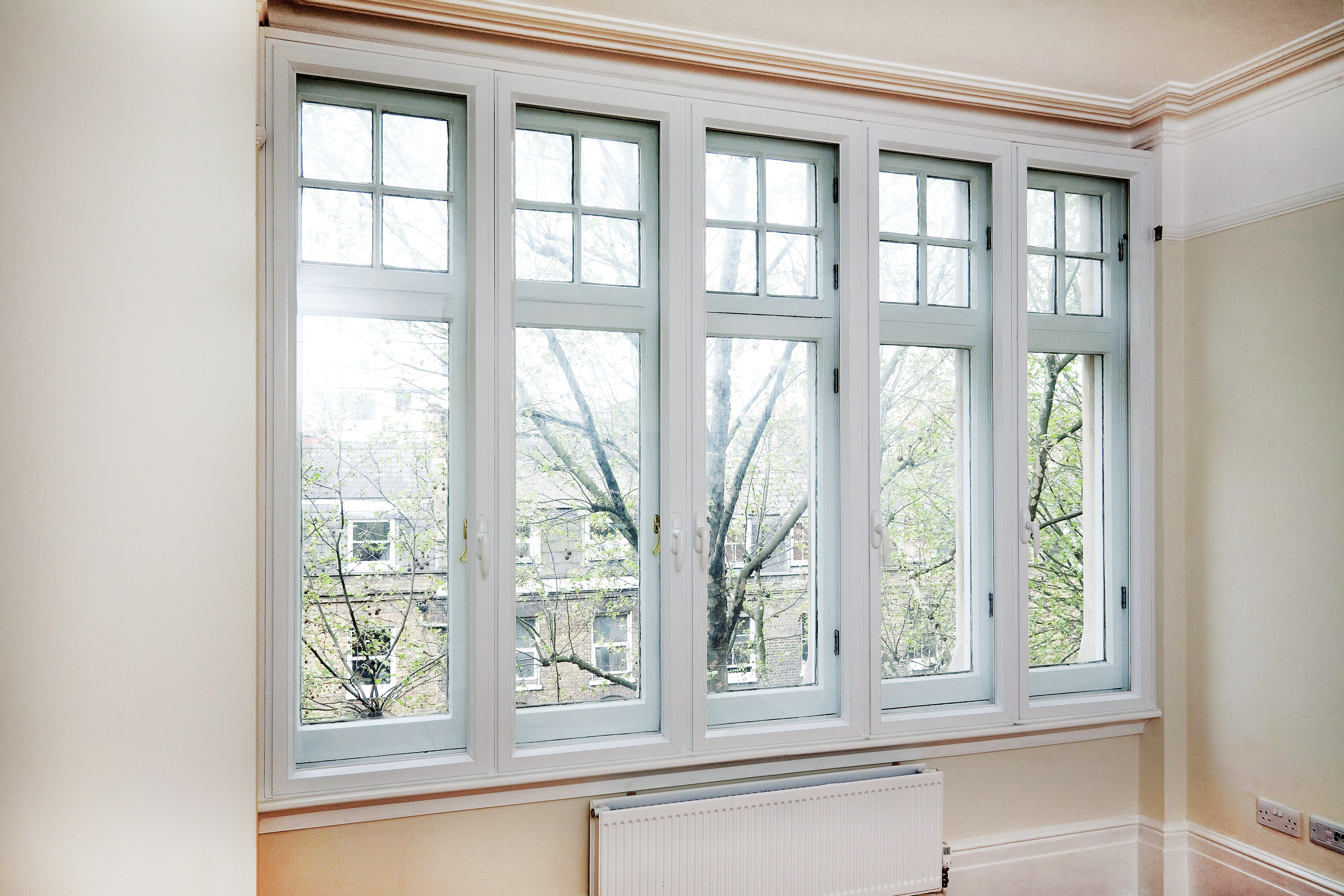 Heritage secondary glazing