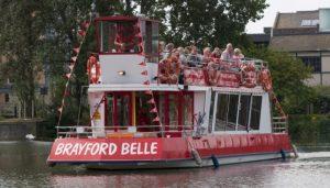 Brayford Belle boat