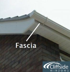 Fascia Cliffside Windows